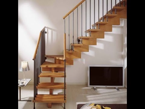 Stairs to the small and narrow | HD