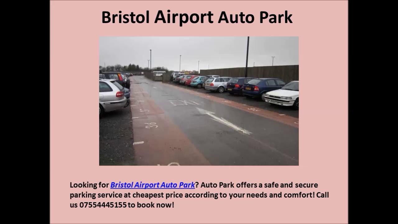 Cheap Airport Parking Bristol   Bristol Airport Parking   Bristol Airport Auto Park