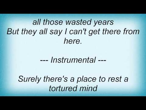 Kitty Wells - I Can't Get There From Here Lyrics