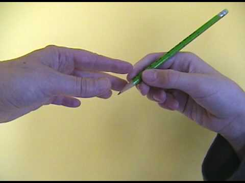 Pencil Grip - How to Help Your Child Hold a Pencil Correctly