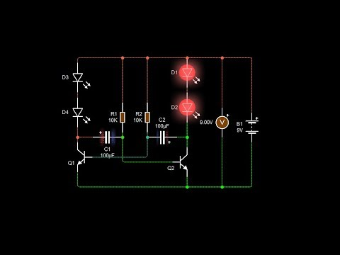 How to Draw Circuit diagram with circuit Simulator| Electrical | Circuit Diagram