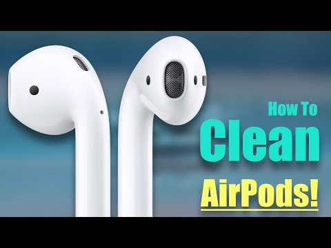 How to Clean AirPods!