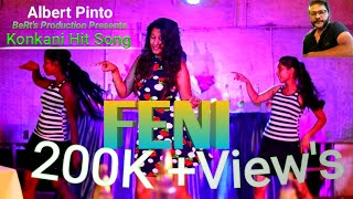 Konkani Song - Feni - Nephie Rod #albertpintochannel