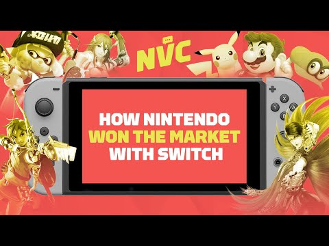 How Nintendo Won the Market with Switch - NVC Switch One Year Anniversary