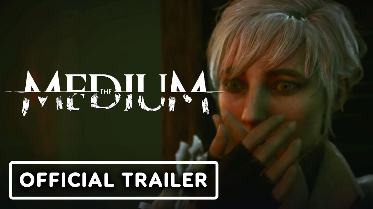The Medium - Official Story & Gameplay Trailer | Xbox Showcase 2020
