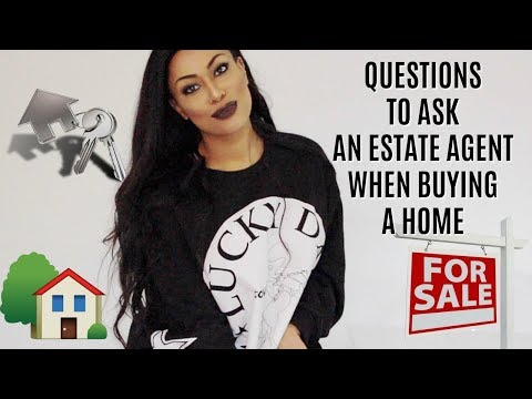 QUESTIONS YOU MUST ASK BEFORE BUYING A HOME - CHECKLIST!