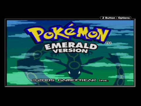 Jugando Pokémon Emerald con Jirachi - Twitch Stream - GBA