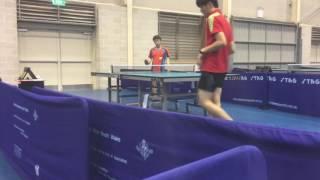 김효원(중앙대) vs Jake Lee 2016 NSW Elisa Cup Semifinal