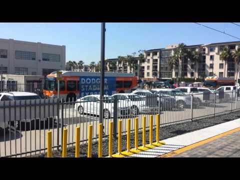 Metro Dodger Stadium Express Back in Service
