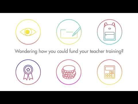 Funding your teacher training