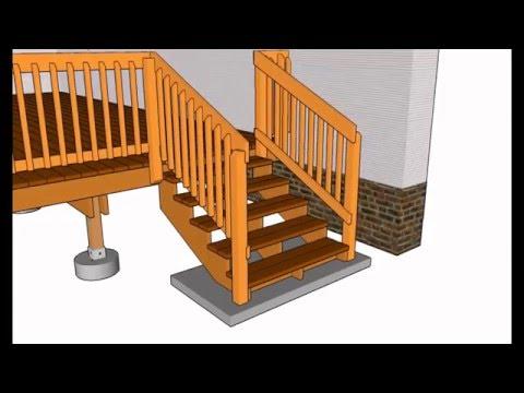 Deck Railing Designs   Wood Deck Railing Designs   Deck Railing Designs Wood
