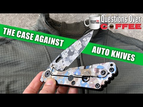 The Case Against Auto Knives - Questions Over Coffee 03