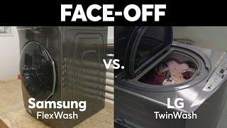 Face-Off: Samsung FlexWash vs. LG TwinWash | Consumer Reports