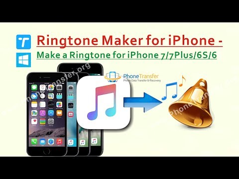 Ringtone Maker for iPhone - Make a Ringtone for iPhone 7/7Plus/6S/6
