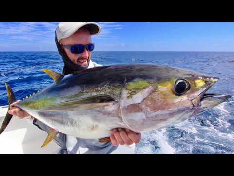 Costa Rica Fishing with Simon & Ellis from the UK!