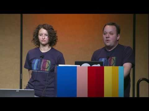 Google I/O 2011: Creating Accessible Interactive Web Apps using HTML5