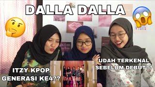 Download Reacting to ITZY(있지) - 달라달라(DALLA DALLA) MV //kpop 4th generation// Video