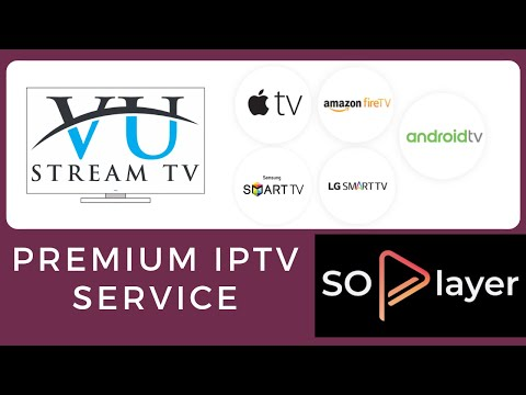 Tired of paying that high cable bill? easiest way to cut the cord. VU StreamTV - IPTV review.