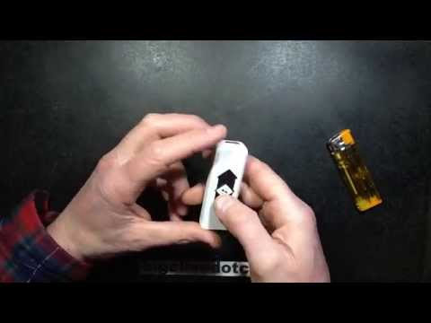 Teardown of an electronic USB cigarette lighter.