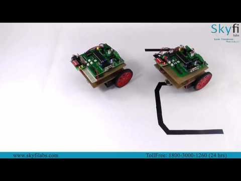 Learn to Build a Robotics Project on Swarm Communicaiton Systems by yourself at home - Skyfi Labs