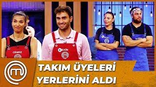 7.Haftanın Takımları Belirlendi | MasterChef Türkiye 29.Bölüm