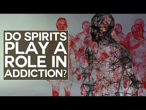 Do Spirits Play a Role in Addiction? - Swedenborg and Life