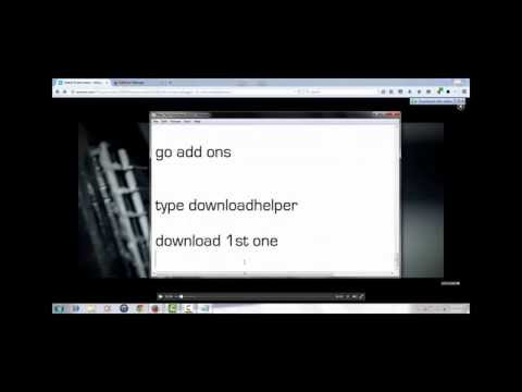 Download Any video from any website