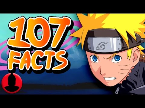 107 Naruto Facts YOU Should Know! - ToonedUp @CartoonHangover