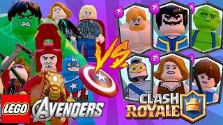LEGO VS CLASH ROYALE (MOD) LEGO Marvel's Avengers (LEGO Marvel Vingadores) Briga de Heróis #170