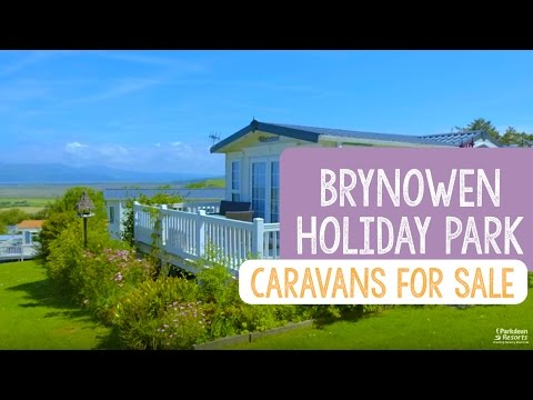 Caravans For Sale at Brynowen Holiday Park, Wales