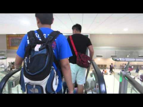 Don Muang Airport Bangkok (Baggage Claim)