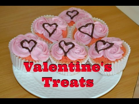 Sweetheart Valentine's Cupcakes / Collab || 01 Feb 2016 || Mommy and Baby Approved