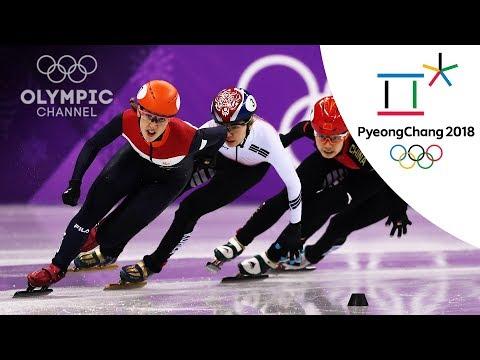Short Track Speed Skating Recap | Winter Olympics 2018 | PyeongChang