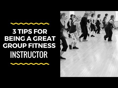 3 Tips for Becoming a Great Group Fitness Instructor & Avoiding Burnout