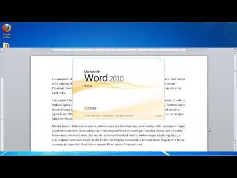 How to Insert and Remove a Page Break in Word