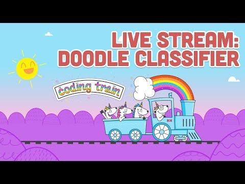 Live Stream #123.1: Doodle Classifier