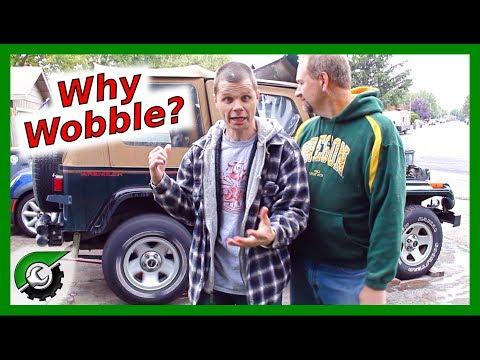 Jeep Wobble Follow Up
