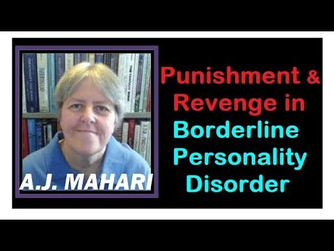 Punishment & Revenge in Borderline Personality Disorder