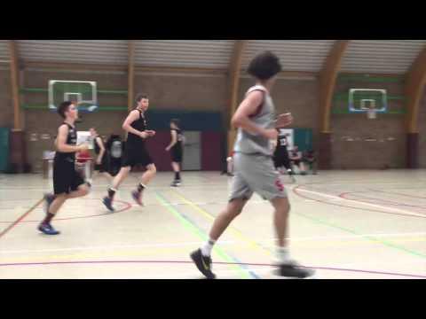 Basketball scholarship USA Jaap Mutsaers