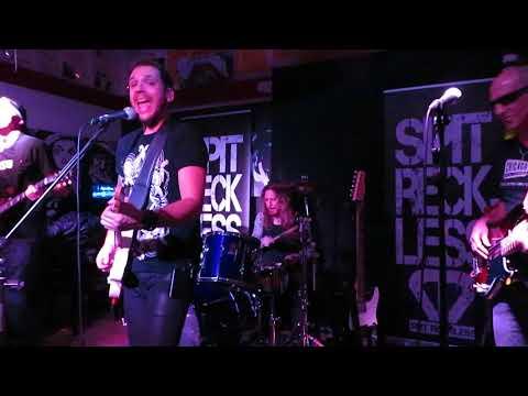 SPIT RECKLESS - STOP FOOLING ME AROUND / LIVE AU 648 CAFE (MARCELLAZ - 2017)