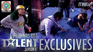 PGT 2018 Exclusives: Funny scenario of judges on stage