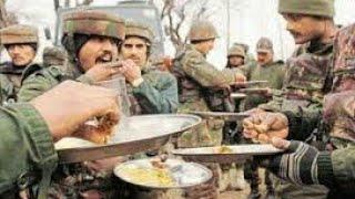 بھارتی فوجی بھوک سے تنگ آکر پاکستان میں ہتھیار ڈال دیے
