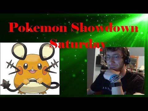 Chris- Pay Attention!! || Pokemon Showdown Saturday (vs. Destrivia)