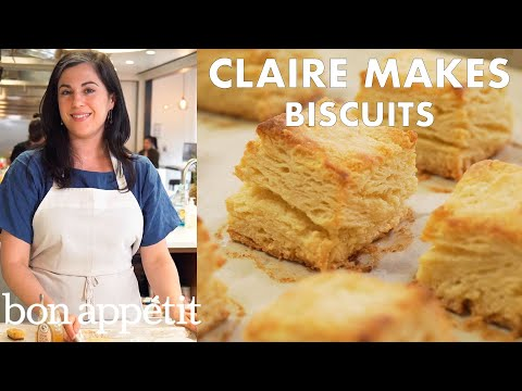 How to Make the Flakiest Buttermilk Biscuits | Bon Appetit