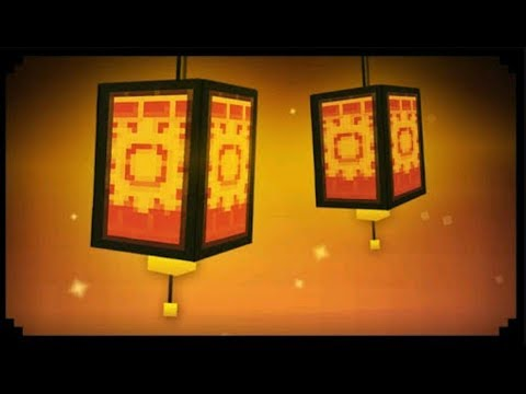 ✔Minecraft: How to make a paper Lantern