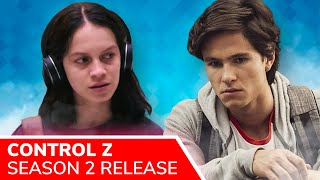 CONTROL Z Season 2 Release: is Mexican show a new rival for Netflix's ELITE? Is Javier alive?