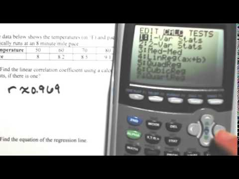 Regression Equation 2