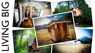 Living Big's Top 5 Tiny House Tours Of 2017
