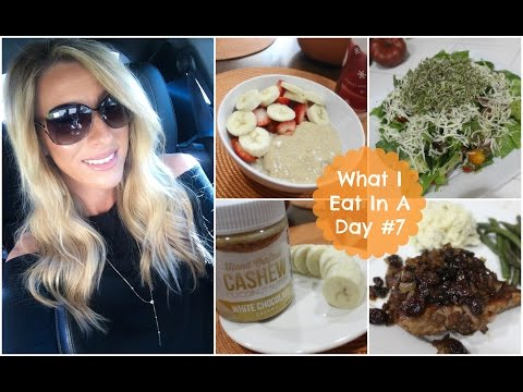 Stay Fit Sunday | What I Eat In A Day #7