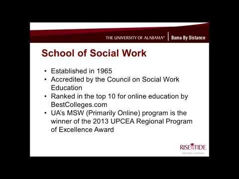 Master of Social Work Information Session